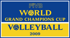 2009 FIVB Volleyball Mens World Grand Champions Cup