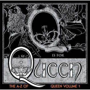 <i>The A–Z of Queen, Volume 1</i> 2007 greatest hits album by Queen