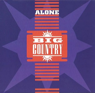 Alone (Big Country song) 1993 single by Big Country
