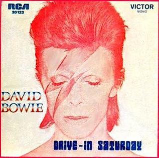 Drive-In Saturday single
