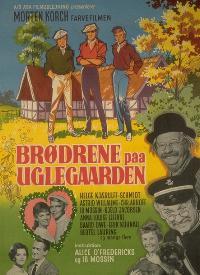 <i>Brødrene på Uglegaarden</i> 1967 film by Ib Mossin, Alice OFredericks
