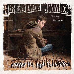 <i>The Day Is Brave</i> 2008 studio album by Brendan James