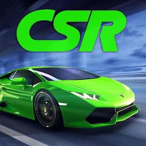 Picture of a game: Csr Racing