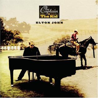 <i>The Captain & the Kid</i> 2006 studio album by Elton John