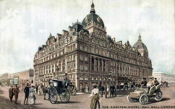 Carlton Hotel, London - Wikipedia