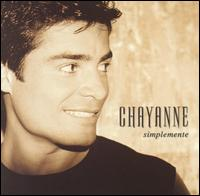 Chayanne Simplemente album cover.jpg