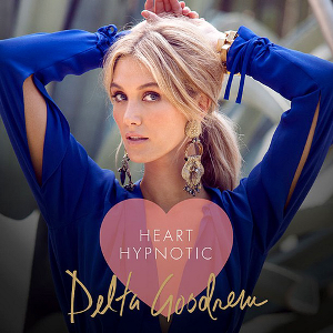 Delta Goodrem — Heart Hypnotic (studio acapella)