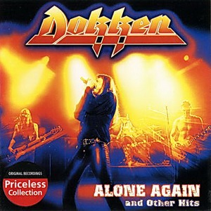 <i>Alone Again and Other Hits</i> 2003 compilation album by Dokken