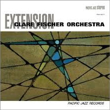 <i>Extension</i> (Clare Fischer album) 1963 studio album by Clare Fischer