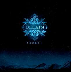 Frozen (Delain song) first single of the Dutch symphonic metal band Delain