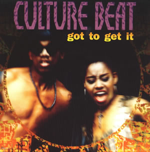 Culture Beat — Got to Get It (studio acapella)