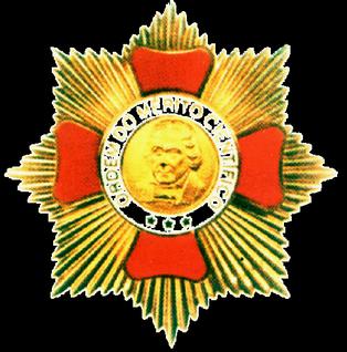National Order of Scientific Merit