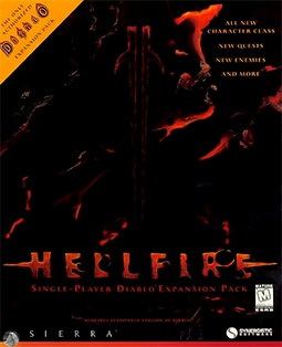<i>Diablo: Hellfire</i> video game