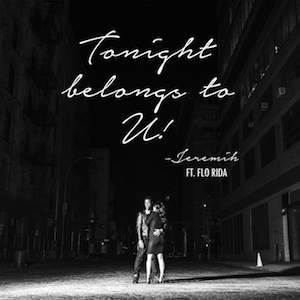 Jeremih featuring Flo Rida — Tonight Belongs to U! (studio acapella)