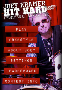 <i>Joey Kramer Hit Hard</i> video game