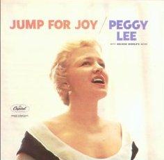 <i>Jump for Joy</i> (Peggy Lee album) 1958 studio album by Peggy Lee