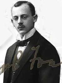 Karl Amson Joel German businessman