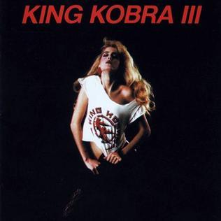<i>King Kobra III</i> 1988 studio album by King Kobra