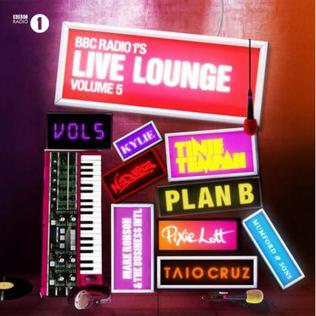 <i>Radio 1s Live Lounge – Volume 5</i> 2010 compilation album by Various