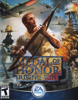Picture of a game: Medal Of Honor: Rising Sun