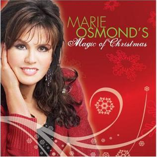 Astonishing Magic Of Christmas Marie Osmond Album Wikipedia Hairstyles For Men Maxibearus