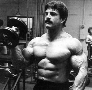 Mike Mentzer American bodybuilder