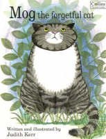 Mog, on the cover of the first book in the series