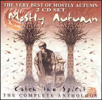 <i>Catch the Spirit – The Complete Anthology</i> 2002 compilation album by Mostly Autumn