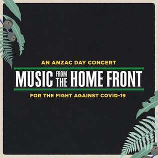 <i>Music from the Home Front</i> (album) 2020 live album by Various artists