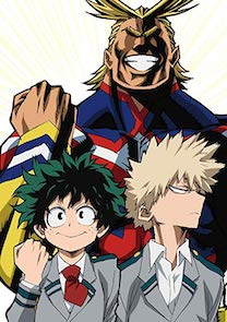 My Hero Academia (season 1) - Wikipedia