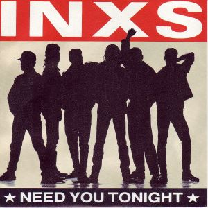 INXS — Need You Tonight (studio acapella)