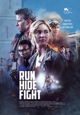 Run Hide Fight (2020) Telugu Dubbed (Voice Over) & English [Dual Audio] WebRip 720p [1XBET]