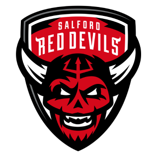 Salford Red Devils English professional rugby league football club