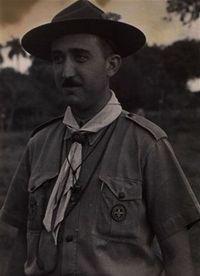 Salvador Fernández Beltrán World Scout Committee member