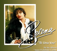 A cover album of a cropped picture of Selena wearing a jacket and a white midriff in a pose.