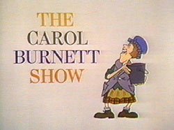 <i>The Carol Burnett Show</i> television series