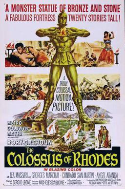 Picture of a movie: The Colossus Of Rhodes