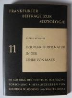 The Concept of Nature in Marx, 1962 German edition.jpg