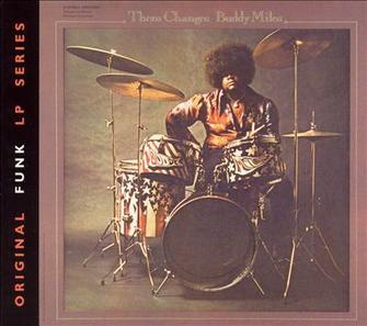 Them Changes (Buddy Miles album) - Wikipedia