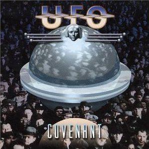 <i>Covenant</i> (UFO album) 2000 studio album / Live album by UFO