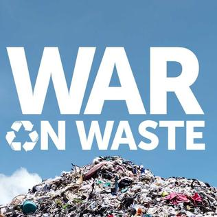 <i>War on Waste</i> television series