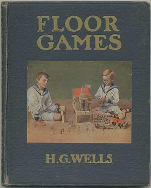 H.G.Wellsの「フロア・ゲーム」