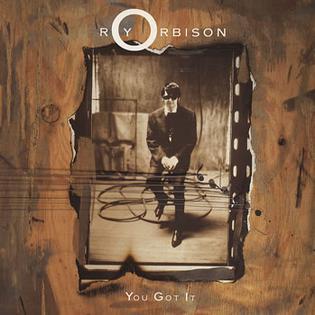 Cubra la imagen de la canción You Got It por Roy Orbison