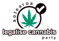 Aotearoa Legalise Cannabis Party New Zealand political party