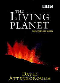 The Living Planet DVD cover