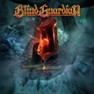 <i>Beyond the Red Mirror</i> 2015 studio album by Blind Guardian