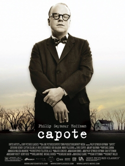 Capote (2005) movie poster