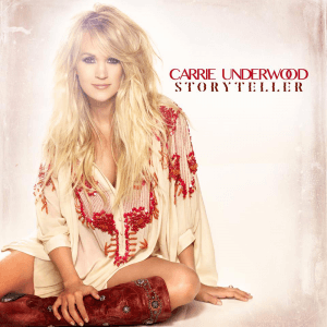 "Image result for Carrie Underwood ""Storyteller"" Album"