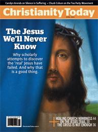 <i>Christianity Today</i> evangelical Christian magazine