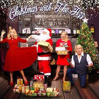 <i>Christmas with the Fizz</i> 2018 studio album by The Fizz